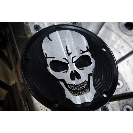 Skull Derby Cover [Contrast Model]